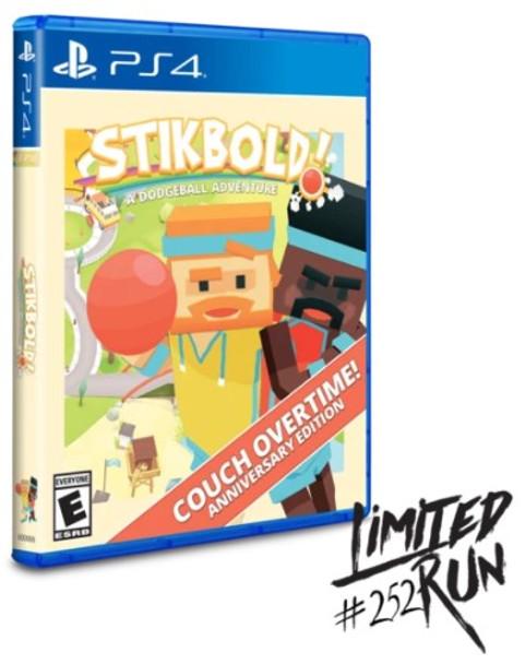 Stikbold Limited Run - PlayStation 4