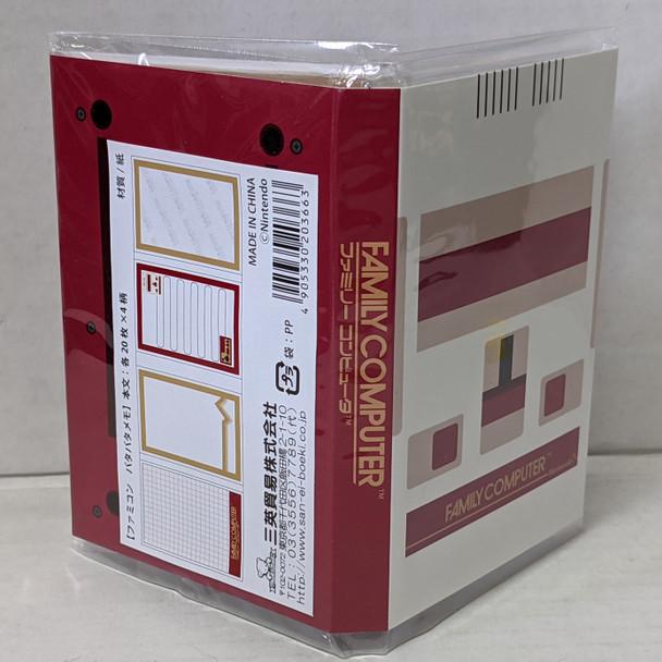 FAMILY COMPUTER (FAMICOM) PataPata Memo Notepad