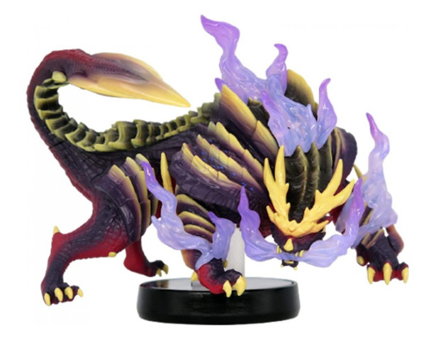 Amiibo Monster Hunter Rise Series Figure (Magnamalo) Japan