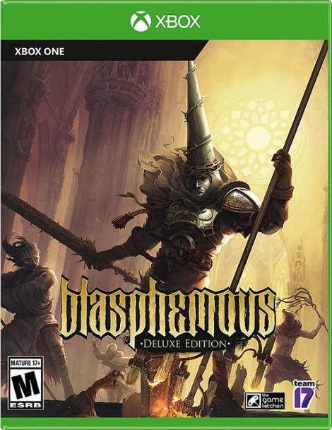 Blasphemous Deluxe Edition - XBOX One