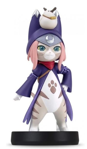 Amiibo Monster Hunter Stories Series 2 Figure (Tsukino) Nintendo