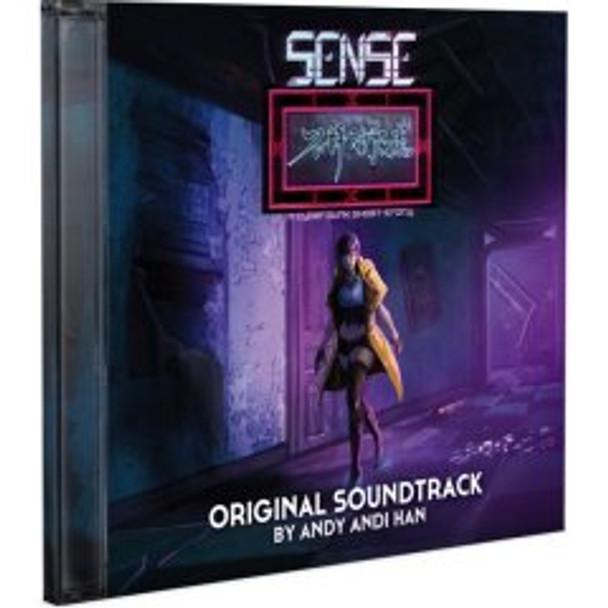 Sense: A Cyberpunk Ghost Story [Limited Edition] English Multi Language PlayStation 4