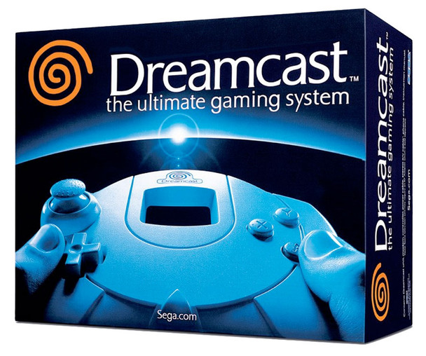 NEW Sega Dreamcast System - White [NEW] [USA]