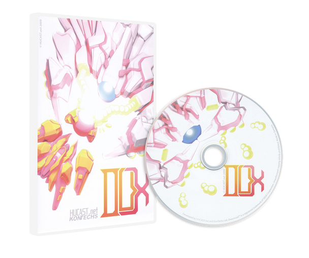 Dux  [Independent Dreamcast Game]