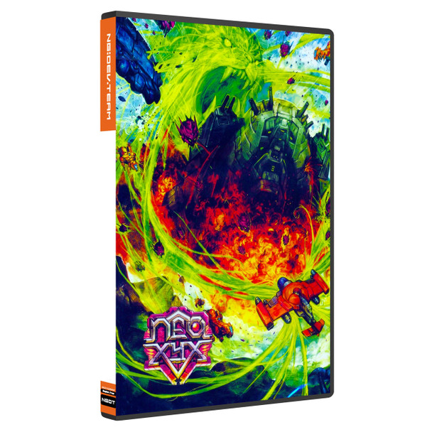 NEO XYX  [Independent Dreamcast Game]
