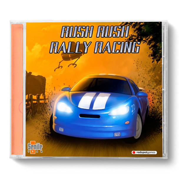 Rush Rush Rally Racing Front