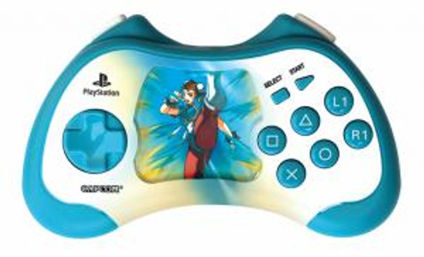 "PS2 ""Chun Li"" Street Fighter Anniversary Edition Controller"