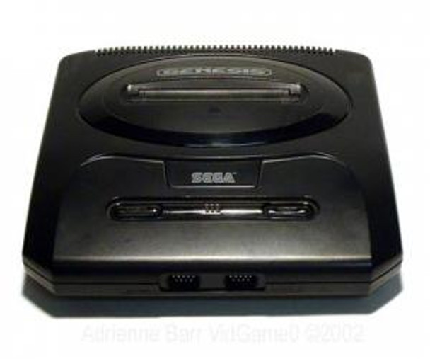 Sega Genesis Model 2 Console Refurbished