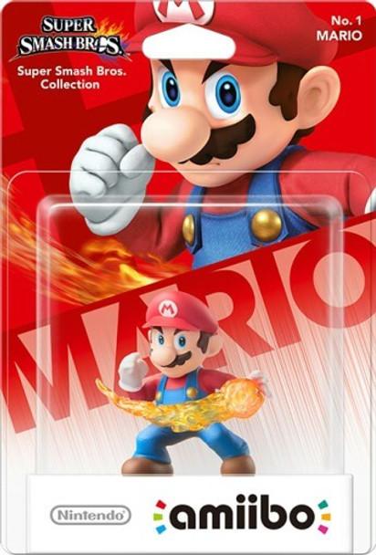 Mario Amiibo  - Japan Import