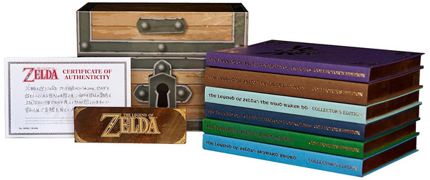 Legend of Zelda Box Set: Prima Official Game Guide