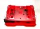 Qanba N1 Arcade Stick [CLEAR RED]