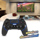 Double-Shock 4 Wireless Controller - Black (PlayStation 4)
