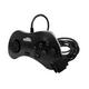 Sega Saturn Old Skool Controller - BLACK (Saturn)