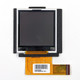 Gameboy Color TFT LCD CENTERING BRACKET - WHITE (GBC)