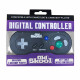 Digital Controller compatible with Gamecube & Gameboy Player by OldSkool