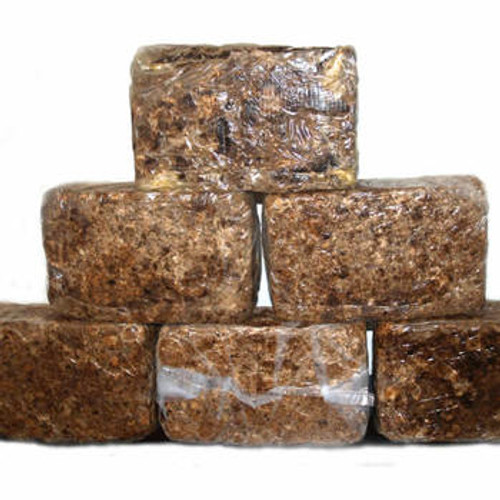 African Black Soap 100% natural -  10 lb - African traditional black soap is one of the most beneficial yet unheard of soaps you will ever find. Made from dried plantain skins, palm leaves, cocoa pod powder, and kernel oil for an all-natural cleansing process. Plantains skins are largely what make this soap so effective.
