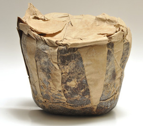 African Black Soap 100% natural -  1.0 lbs