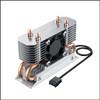 Nitro M.2 Dual cooler Heatsink with 30 mm PWM fan