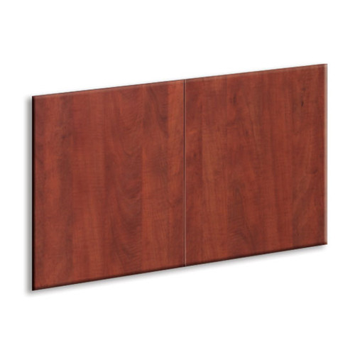 "Solid Laminate Door Kit for 71""W Open Hutch - Set of 2 (MOSPL44LD)"