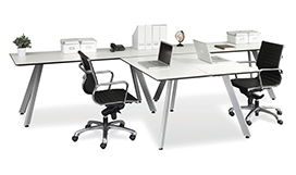 V-Leg Series Desks