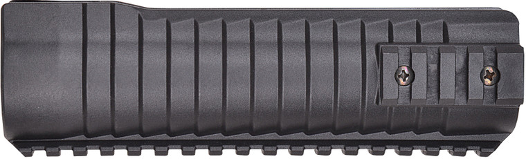 12GA SHORT PUMP FOREND WITH RAIL