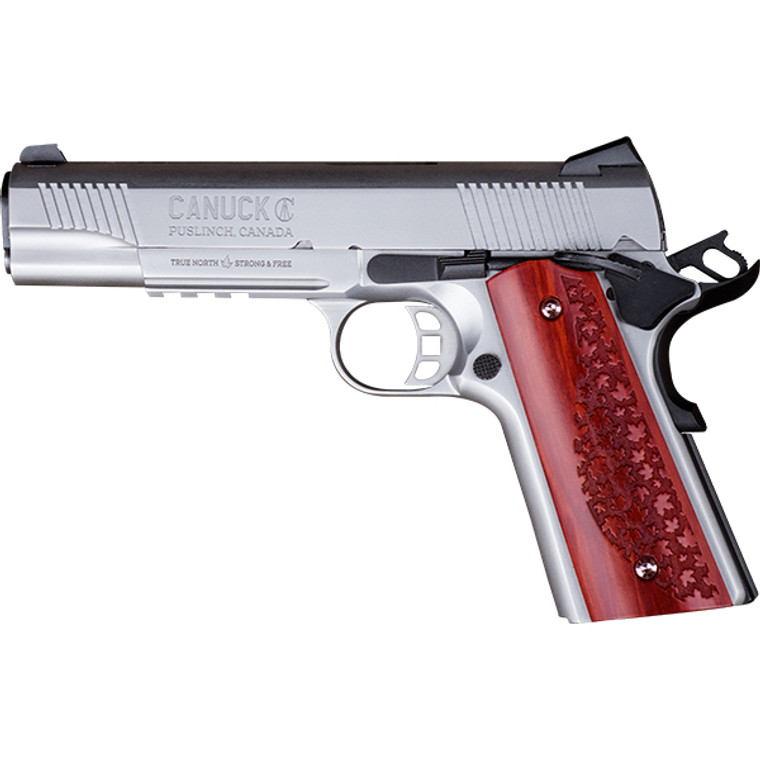 9MM STAINLESS PISTOL-SEMI AUTO SINGLE ACTION