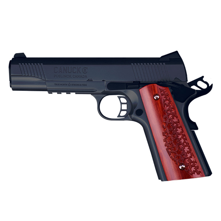 .45 ACP BLUED PISTOL-SEMI AUTO SINGLE ACTION
