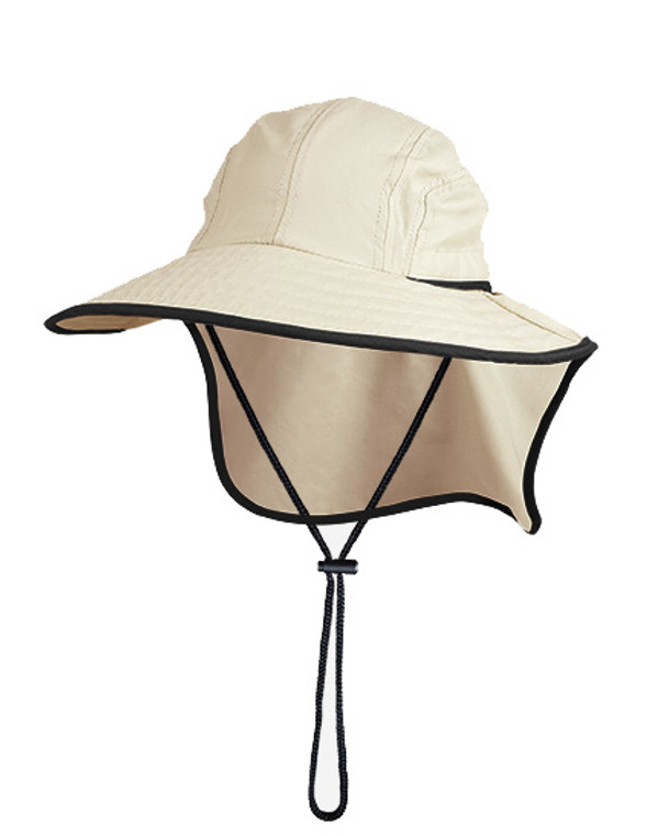 Flap Hat Sand UPF50+ Sun Protection