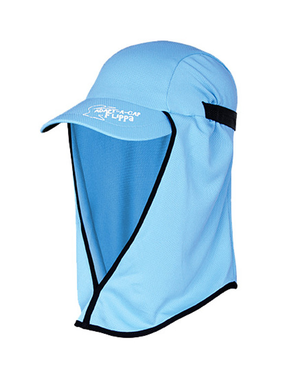 Kids Flippa Sea Blue UPF50+ Sun Protection