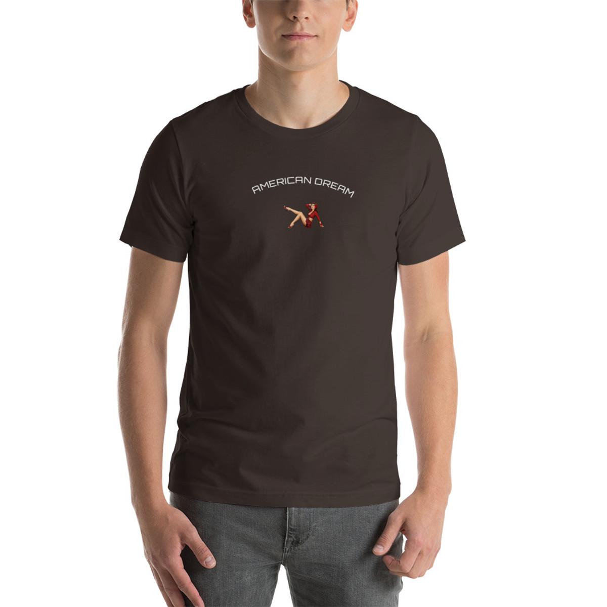 Short-Sleeve Unisex T-Shirt AMDM