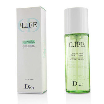 Christian Dior By Christian Dior Hydra Life Lotion To Foam - Fresh Cleanser --190ml/6.3oz