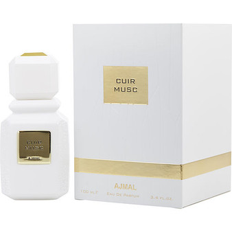 Ajmal Cuir Musc By Ajmal Eau De Parfum Spray 3.4 Oz