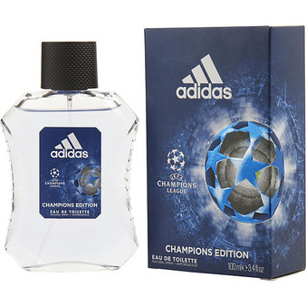 Adidas Uefa Champions League By Adidas Edt Spray 3.4 Oz (champions Edition)