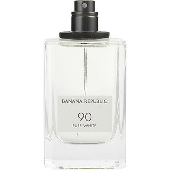 Banana Republic Pure White 90 By Banana Republic Eau De Parfum Spray 2.5 Oz *tester