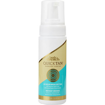 Body Drench By Body Drench Quick Tan 24 Hour Wash Off Tan - Instant Bronze --180ml/6oz
