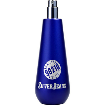 Beverly Hills 90210 Silver Jeans By Torand Edt Spray 3.4 Oz *tester