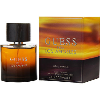 Guess 1981 Los Angeles By Guess Edt Spray 3.4 Oz