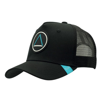 Trucker Cap Northern Black Uller For Men And Women