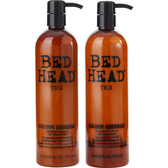 Bed Head By Tigi 2 Piece Colour Goddess Tween Duo With Conditioner & Shampoo 25.36 Oz Each