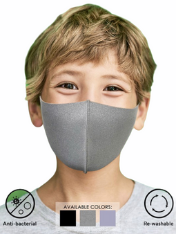 Antibacterial Kids Face Mask