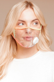 Clear Face Mask - 45547768