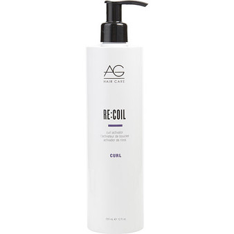 Ag Hair Care By Ag Hair Care Re:coil Curl Activator 12 Oz