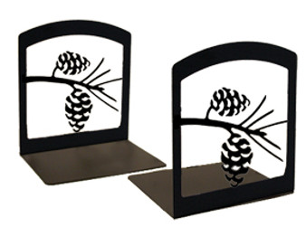 Pinecone - Book Ends