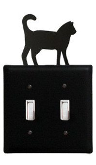 Cat - Double Switch Cover
