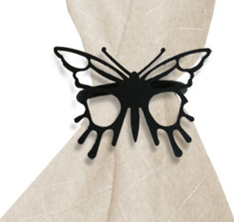 Butterfly  - Napkin Ring