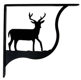 Deer - Shelf Brackets Large