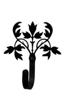 Floral - Wall Hook Small