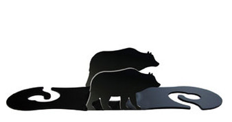 Bear - Wine Caddy