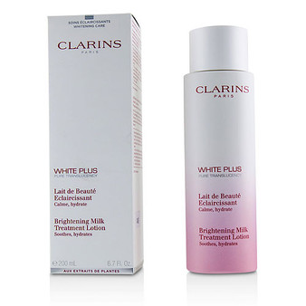 Clarins By Clarins White Plus Pure Translucency Brightening Milk Treatment Lotion --200ml/6.7oz
