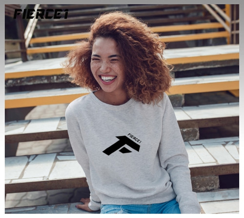 Fierce1 Shirt  Gray